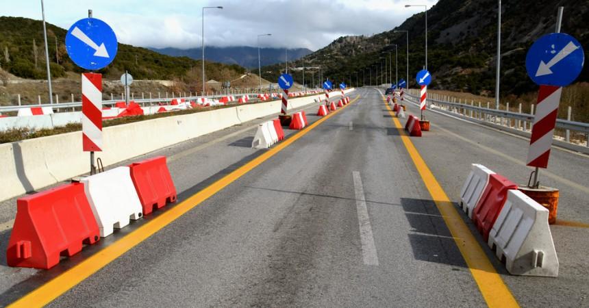 Aggiornamento posa segnaletica stradale in presenza di traffico veicolare