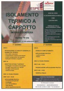 ISOLAMENTO TERMICO A CAPPOTTO @ Espe Como | Como | Lombardia | Italia